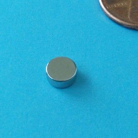 DISK N35SH NICUNI 6MM(A) X 2.5MM